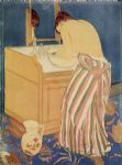 mary cassatt the bath i paintings