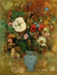 odilon redon bouquet of flowers iv painting 28519