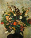 odilon redon bouquet of flowers v painting 28520