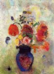 odilon redon bouquet of flowers painting 28521