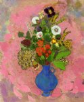 odilon redon flowers v painting 28576