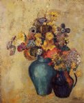 odilon redon flowers vi painting 28577