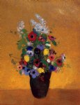 odilon redon flowers vii painting 28578
