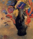 odilon redon flowers painting 28579