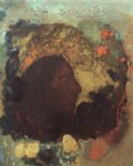 portrait paintings - portrait of paul gauguin by odilon redon