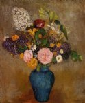 odilon redon vase of flowers v painting 28712