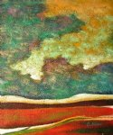 abstract paintings - original abstract landscape by original paintings