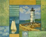 original lighthouse 1 by original paintings painting-28325