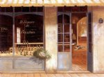 original oil paintings - liquor store by original paintings