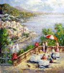 original paintings - original mediterranean scenery gallery ii by original paintings