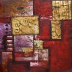 abstract paintings - original modern abstract 16 by original paintings