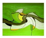original paintings modern abstract 2 painting