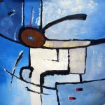 original paintings modern abstract 9 painting