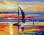 original aspiration seascape painting-86541