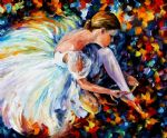 original ballerina abstract dancer 1 painting 86558