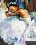 original ballerina abstract dancer 2 painting 86559