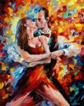 original in the rhythm of tango 2 painting-86643