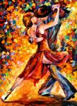 original in the rhythm of tango painting-86644