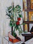 tomato plant ii by pablo picasso paintings
