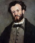 anthony valabregue ii by paul cezanne painting