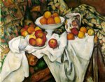 apples and oranges by paul cezanne paintings