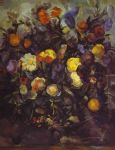 paul cezanne flowers painting 78919
