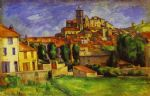 paul cezanne gardanne painting