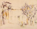 house in provence ii by paul cezanne painting