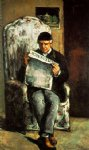 louis by paul cezanne painting