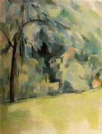 paul cezanne morning in provence painting