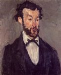 portrait of antoine valabregue by paul cezanne painting