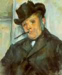 portrait paintings - portrait of henri gasquet by paul cezanne