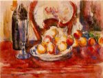 still life by paul cezanne painting