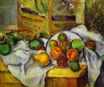 table corner by paul cezanne painting
