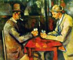 paul cezanne the card players paintings