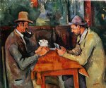 the card players iii by paul cezanne painting