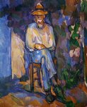 the gardener by paul cezanne painting