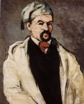 uncle dominique iii by paul cezanne painting
