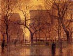 after the rain by paul cornoyer paintings
