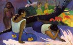 arearea no varua ino by paul gauguin painting