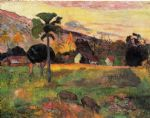 come here by paul gauguin oil paintings
