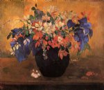 paul gauguin flower piece paintings