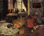 paul gauguin still life in an interior copenhagen prints