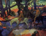 the ford by paul gauguin painting