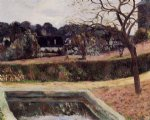 the square basin by paul gauguin paintings-27541