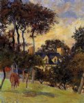 white house by paul gauguin paintings
