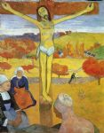 paul gauguin yellow christ painting