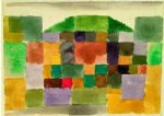 paul klee dunenlandschaft paintings