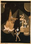 hexen by paul klee painting