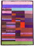 paul klee individualized altimetry of stripes painting
